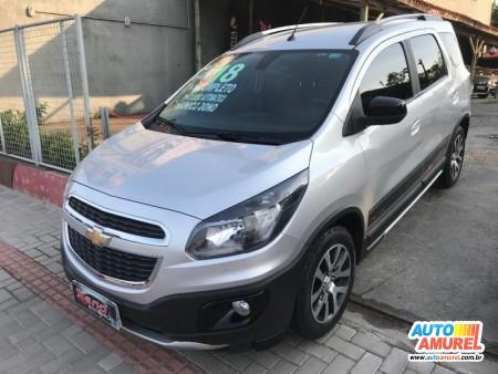 Chevrolet - Spin Activ 1.8 8V Econo. Flex 5p