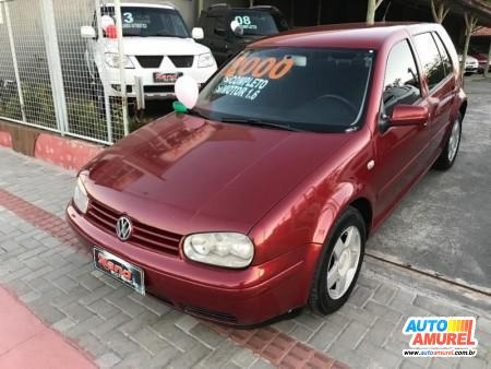 VolksWagen - Golf 1.6Mi