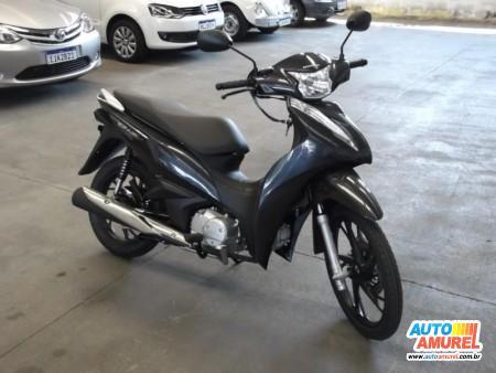 Honda - BIZ 125 EX