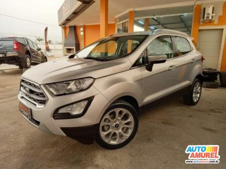 Ford - EcoSport Titanium 1.5 12V Flex 5p