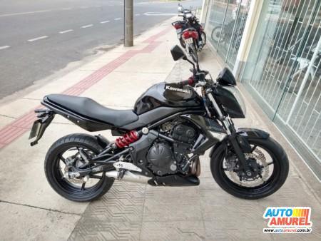 Kawasaki - ER-6n 650cc