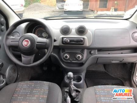 Fiat - Uno Vivace Celebration 1.0 EVO F. Flex 8V 2p