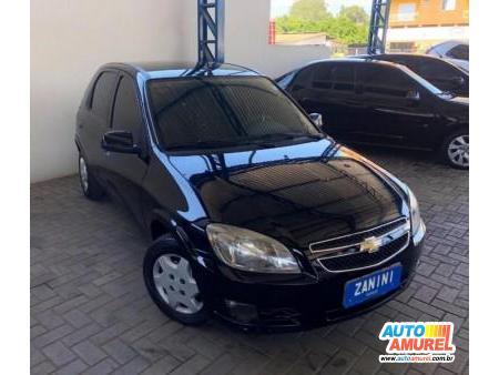 Chevrolet - Celta LT 1.0 MPFI 8V FlexPower 5p