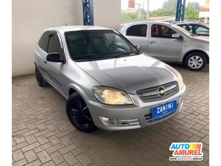 Chevrolet - Celta Life 1.0 MPFI 8V FlexPower 3p