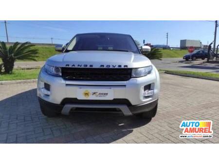 Land Rover - Range Rover Evoque Prestige 2.0 5p