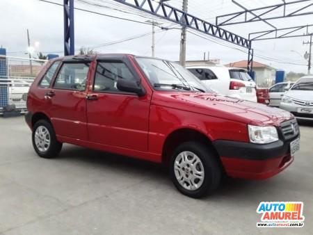 Fiat - Uno Mille 1.0 Fire Economy 4p
