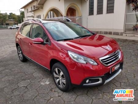 Peugeot - 2008 Griffe 1.6 THP