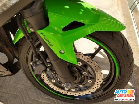 Kawasaki - Ninja 400