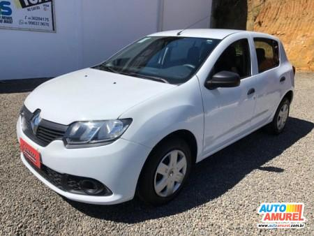 Renault - Sandero Authentique Hi-Flex 1.0 16V 5p