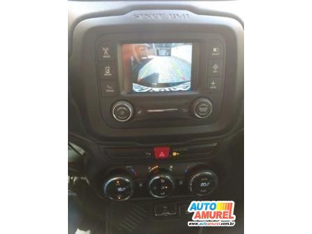 Jeep - Renegade Longitude 1.8 4x2 Flex 16V