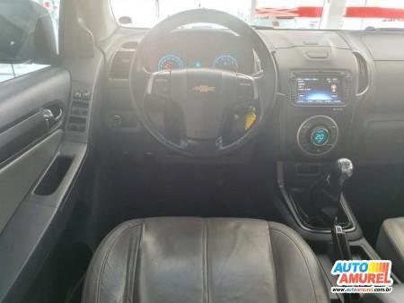 Chevrolet - S10 Pick-Up LTZ 2.4 FlexPower 4x2 CD