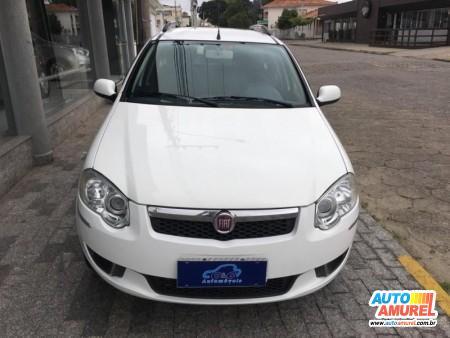 Fiat - Palio Weekend Attractive 1.4 Fire Flex 8v