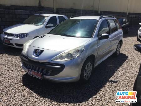 Peugeot - 207 SW XR 1.4 Flex 8V 5p