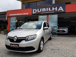 Renault - Logan Authentique Hi-Flex 1.0 16V 4p