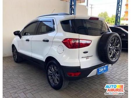Ford - EcoSport Freestyle 1.6 16V Flex 5p