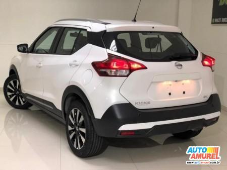 Nissan - Kicks SV 1.6 16V FlexStar 5p