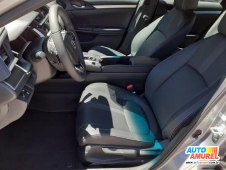 Honda - Civic Sedan EXL 2.0 Flex 16V