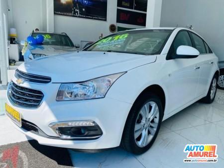 Chevrolet - Cruze LTZ 1.8 16V FlexPower 4p