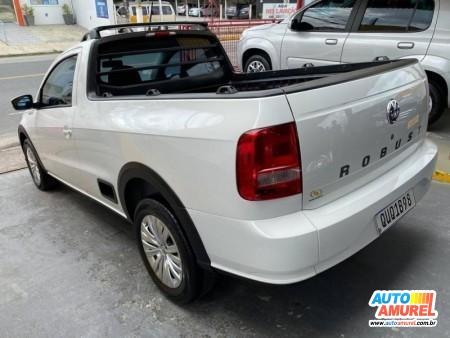 VolksWagen - Saveiro Robust 1.6 Total Flex 8V
