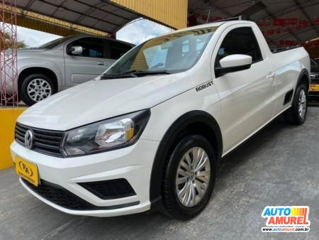 VolksWagen - Saveiro Robust 1.6 Total Flex 8V