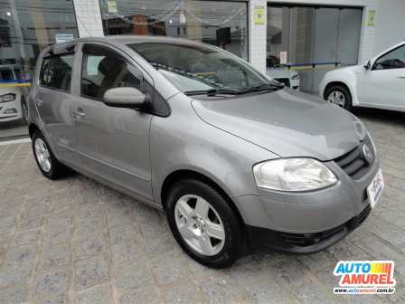 VolksWagen - Fox City 1.0 Mi 8V 4p