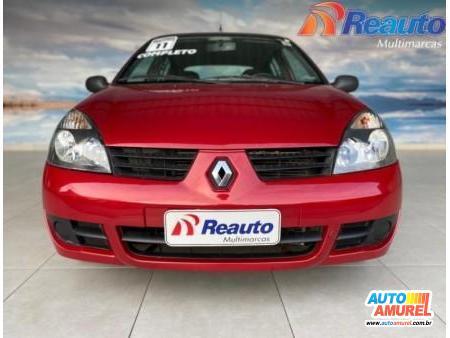 Renault - Clio Hi-Flex 1.0 16V 5p