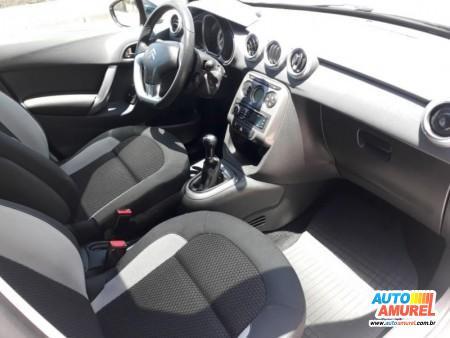 Citroën - C3 Exclusive 1.5 Flex 8V 5p
