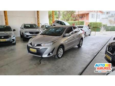 Toyota - Yaris XL Sedan 1.5 Flex 16V 4p