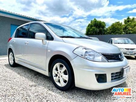 Nissan - Tiida 1.8 Flex 16V 124cv
