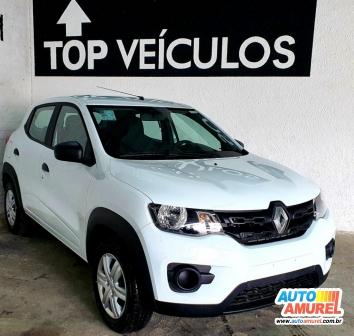 Renault - Kwid Life 1.0 Flex 12V 5p