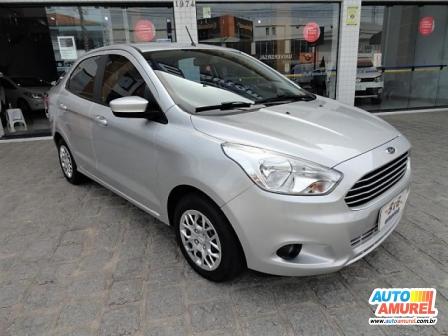 Ford - Ka+ Sedan 1.5 16V Flex 4p