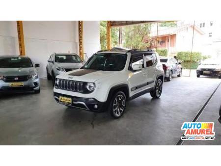 Jeep - Renegade Longitude 2.0 4x4 TB Diesel