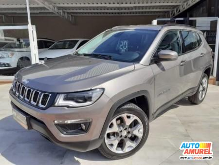 Jeep - Compass Longitude 2.0 4x4 Diesel 16V