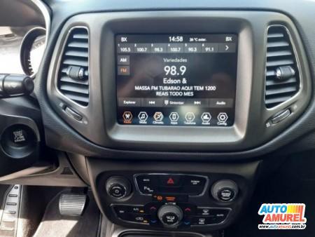 Jeep - Compass Longitude 2.0 4x4 Diesel 16V