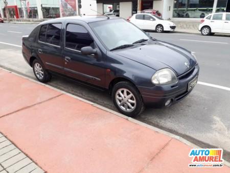 Renault - Clio Sedan RT 1.0 16V 4p
