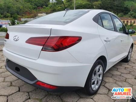 Hyundai - HB20S Vision 1.0 Flex 12V