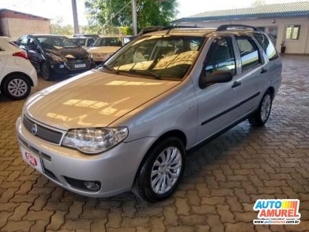 Fiat - Palio Weekend ELX 1.3 mpi Flex 8V 4p
