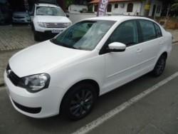 VolksWagen - Polo Sedan 1.6 Mi Total Flex 8V 4p