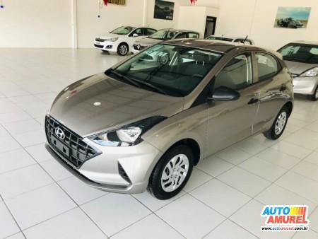 Hyundai - HB20 Sense 1.0 Flex 12V