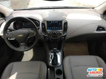 Chevrolet - Cruze LTZ 1.4 16V Turbo Flex 4p