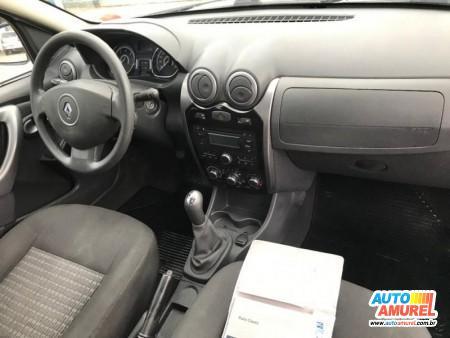 Renault - Sandero Expression Flex 1.6 16V 5p