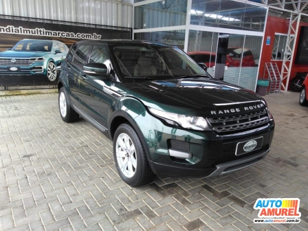 Land Rover - Range Rover Evoque Pure 2.0 5p