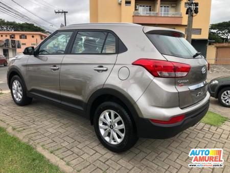 Hyundai - Creta Action 1.6 16V Flex