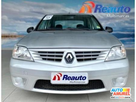 Renault - Logan Expression Hi-Flex 1.6 8V 4p