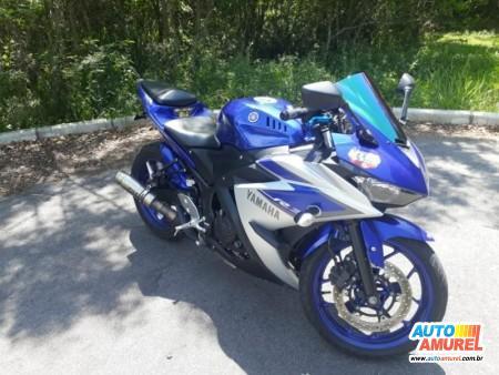 Yamaha - YZF R-3 321