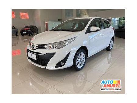 Toyota - Yaris XL Plus Tech 1.3 Flex 16V