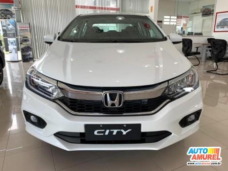 Honda - City Sedan LX 1.5 Flex 16V 4p