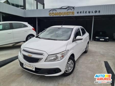 Chevrolet - Prisma Sedan LT 1.0 8VFlexPower 4p