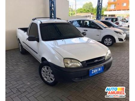Ford - Courier 1.6L