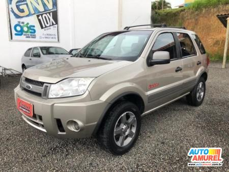 Ford - EcoSport XLT FREESTYLE 1.6 Flex 8V 5p